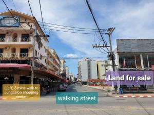 ขายที่ดินภูเก็ต ป่าตอง : SALE LAND at WALKING STREET, nearby JUNGCEYLON and PATONG BEACH