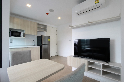For RentCondoLadprao 48, Chokchai 4, Ladprao 71 : For rent, Wynn Condo Chokchai 4, 2 bedroom, high floor, pool view, no new people