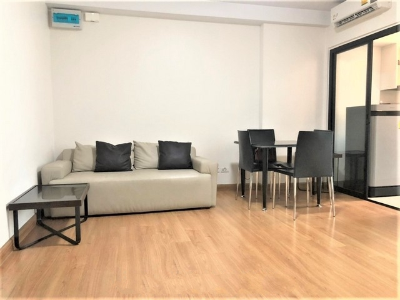 For RentCondoBangna, Lasalle, Bearing : Line ID : @condobkk (with @ too) Supalai City Resort, Bearing Station  57 sq m, 3rd floor, building 1 15,000 baht