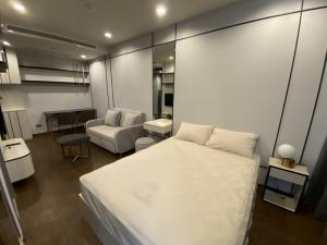For RentCondoAri,Anusaowaree : For rent, Ideo Q Victory, studio room, 29 sqm., High floor, fully furnished, ready to move in