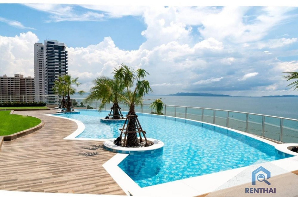 For SaleCondoChonburi, Pattaya, Bangsa : Beachfront condo FOR SALE GOOD PRICE Only 2.49 MTHB Foreign Name