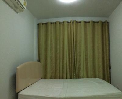 เช่าคอนโดรัชดา ห้วยขวาง : 🔥 🔥 ด่วน! ลดพิเศษ ให้เช่า Pano ville 1 ห้องนอน(37 ตรม.) ชั้น 4 ทิศใต้ เจ้าของปล่อยเองครับ