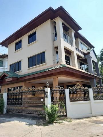 ขายบ้านลาดพร้าว71 โชคชัย4 : ขายบ้านเดี่ยว3ชั้นย่านลาดพร้าว ซอยลาดพร้าว95 ใกล้BTSมหาดไทย