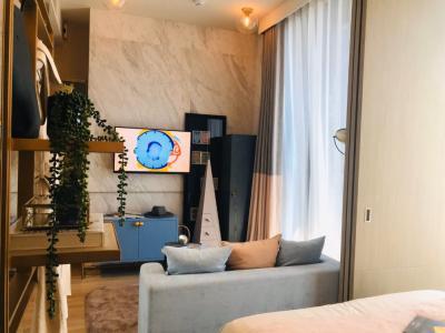 ขายคอนโดสีลม ศาลาแดง บางรัก : -:- ราคาดีที่สุดในตึก -:- Ashton Silom 1Bed 31sqm. ชั้นสูงทิศตะวันออก 6.99MB เท่านั้น