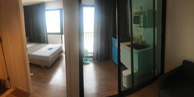 For RentCondoOnnut, Udomsuk : AE0228 Condo for rent: B REPUBLIC Sukhumvit 101 - 1, size 25 sq m, 8th floor, pool view, north.