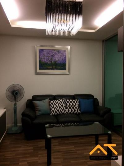 For RentCondoSathorn, Narathiwat : For rent Bridge Sathorn - Narathiwas 1 bed size 33 sq.m.