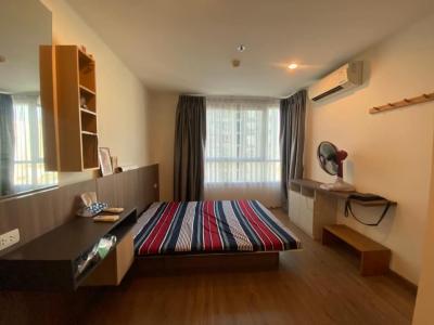 For RentCondoRattanathibet, Sanambinna : Cheapest sale / rent Condo U Delight Rattanathibet 41 sqm 10,000 Floor 15 Khae Rai junction