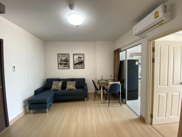 For RentCondoRama9, RCA, Petchaburi : AE0212 For rent, Supalai Veranda, Rama 9, size 30 sq m, East view pool view, 11th floor, Building B