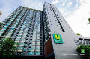 For SaleCondoBang Sue, Wong Sawang : Condo for sale U Delight 3 Prachachuen - Bang Sue