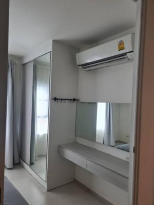 For RentCondoSamrong, Samut Prakan : [เช่า-พร้อมอยู่ 1/9/2021] ⏰คอนโด Aspire Erawan‼️‼️ เพียง 7,500 บาท/เดือน (Aspire Erawan for rent at 7,500THB/month)