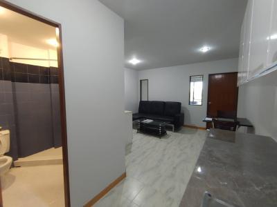 For RentCondoRamkhamhaeng, Hua Mak : Condo for rent Bodin suite home Building A Fl.5