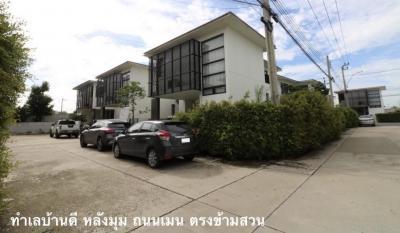 For SaleHouseBangna, Lasalle, Bearing : Single Detached House For Sale Senmura Srinakarin Bang Na ZENMURA SRINAKARIN BANGNA Nam Daeng Bang Phli Bang Phli Yai Samut Prakan