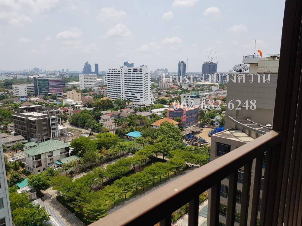 เช่าคอนโดแจ้งวัฒนะ เมืองทอง : 31 ตรม.ห้องใหญ่ Trust งามวงศ์วาน  ทรัสต์ Ngamwongwan MRT สถานีศูนย์ราชการ