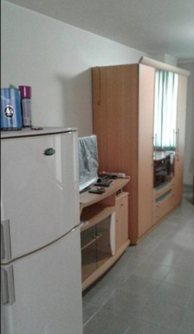 For RentCondoBangna, Lasalle, Bearing : Condo for rent 5,500 / month, beautiful room, nice garden view, very nice