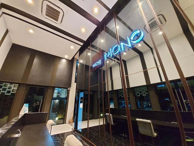 เช่าคอนโดอ่อนนุช อุดมสุข : For Rent The Niche Mono Sukhumvit 50 ใกล้ BTS อ่อนนุช พิเศษ!!! ฟรี บัตร BTS (มูลค่า 1,000 บาท)