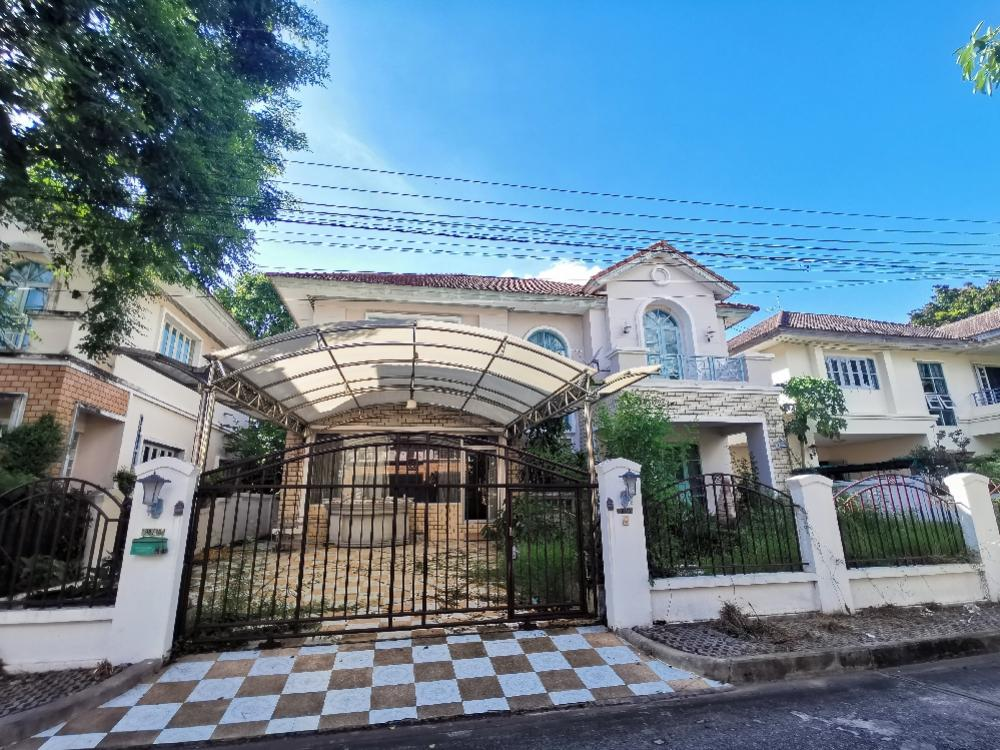 For SaleHousePinklao, Charansanitwong : House for sale, Laddarom Pinklao 84 Sq.