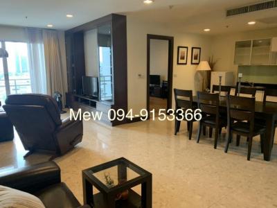 เช่าคอนโดสุขุมวิท อโศก ทองหล่อ : For rent Nusasiri Grand Condo (Rare Unit) connect to bts ekkamai3 bed room, 1  maid/storage room.