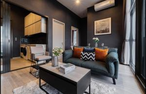For RentCondoOnnut, Udomsuk : +++ Urgent rent +++ The line Sukhumvit 101 *** 1 bedroom, size 48 sq.m., fully furnished, ready to move in.