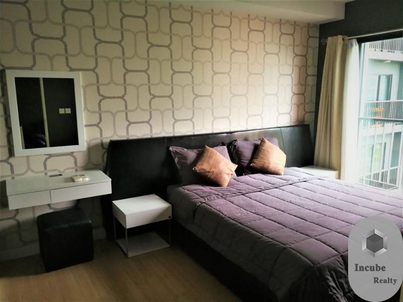 เช่าคอนโดสาทร นราธิวาส : P30CR2006006 Rent The Seed Mingle Suanplu 1 Bed 22,000