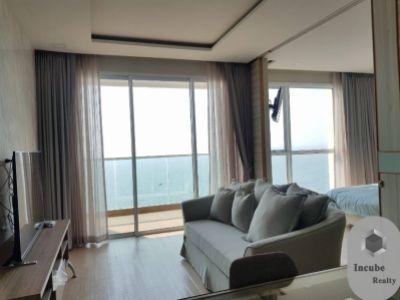 For RentCondoPattaya, Bangsaen, Chonburi : P87CA2007002 Rent Cetus Beachfront Pattaya 1 Bed 27,000