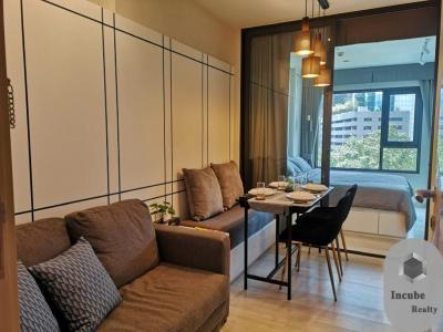 เช่าคอนโดวิทยุ ชิดลม หลังสวน : P17CR2006026 Rent Life One Wireless 1 Bed 35,000