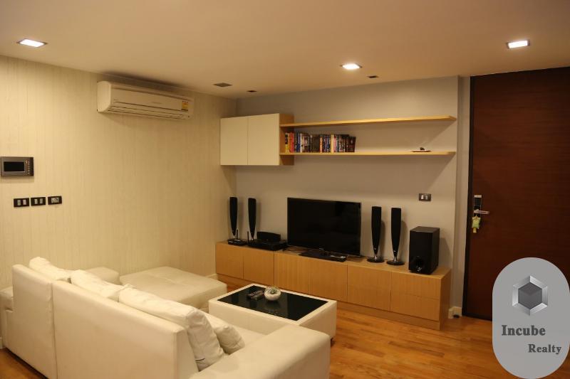 For RentCondoSilom, Saladaeng, Bangrak : P17CR2006071 Rent Quad Silom 2 Bed 38,000