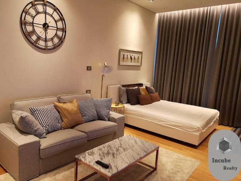เช่าคอนโดวิทยุ ชิดลม หลังสวน : P17CR2006008 Rent Sindhorn Residence Studio 41,000