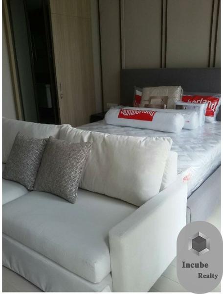 เช่าคอนโดวิทยุ ชิดลม หลังสวน : P17CR2006023 Rent Noble Ploenchit 1 Bed 45,000
