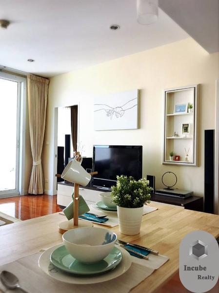 เช่าคอนโดสุขุมวิท อโศก ทองหล่อ : P33CR2006016 Rent Siri Residence Sukhumvit 1 Bed 45,000