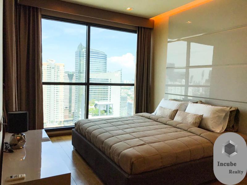For RentCondoSathorn, Narathiwat : P30CR2006034 Rent The Address Sathorn 2 Bed 48,000