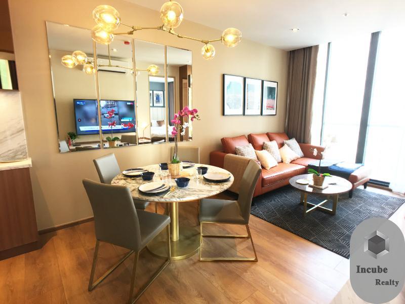 For RentCondoSukhumvit, Asoke, Thonglor : P27CR2006004 Rent Park 24 2 Bed 49,000