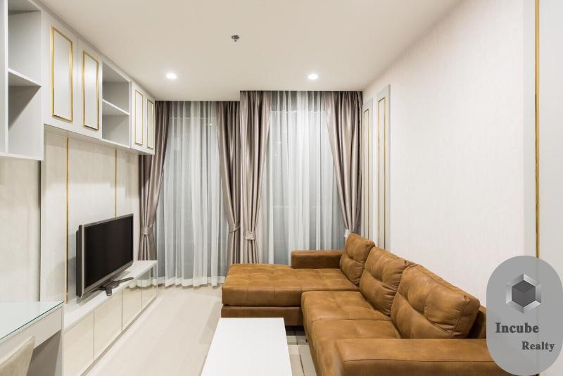 For RentCondoWitthayu,Ploenchit  ,Langsuan : P18CR2006020 Rent Noble Ploenchit 1 Bed 50,000