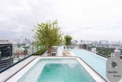 For RentCondoSiam Paragon ,Chulalongkorn,Samyan : P33CR2007014 Rent Ashton Chula - Silom 2 Bed 50,000