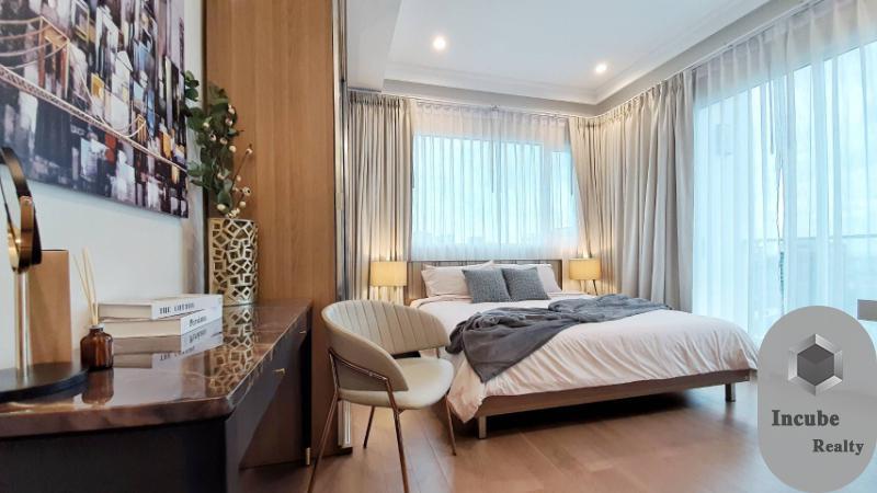 เช่าคอนโดราชเทวี พญาไท : P41CR2006016 Rent Supalai Elite Phayathai 2 Bed 55,000