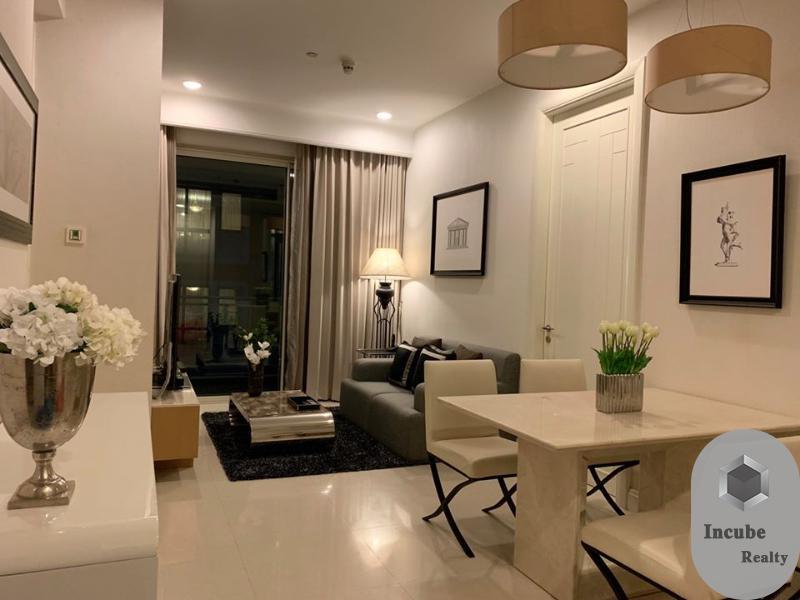 เช่าคอนโดวิทยุ ชิดลม หลังสวน : P18CR2006012 Rent Q Langsuan 2 Bed 70,000