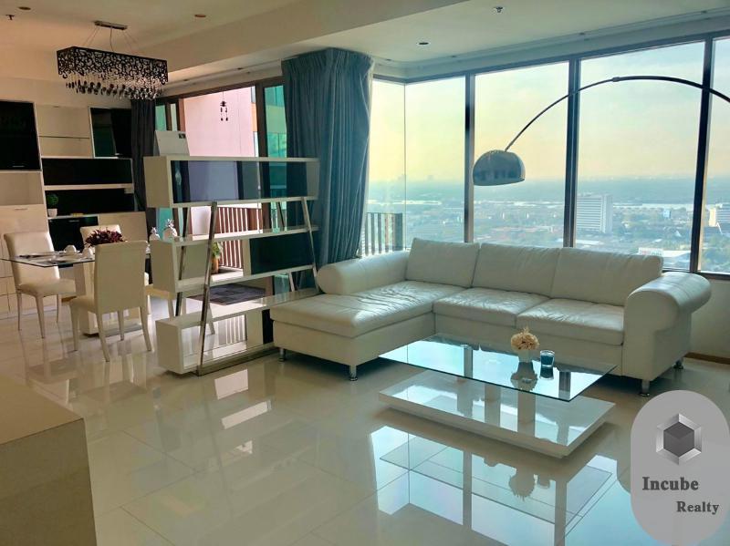 เช่าคอนโดสุขุมวิท อโศก ทองหล่อ : P17CR2006080 Rent The Emporio Place 2 Bed 72,000