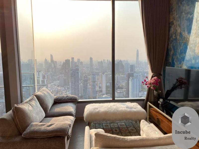 เช่าคอนโดสุขุมวิท อโศก ทองหล่อ : P12CR2007010 Rent The ESSE Asoke 2 Bed 79,000