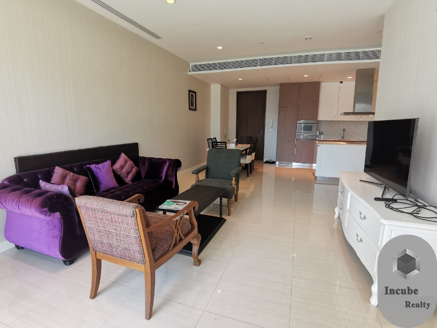 For RentCondoWitthayu,Ploenchit  ,Langsuan : P17CR2007022 Rent 185 Rajadamri 2 Bed 90,000