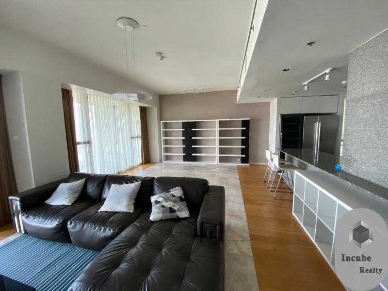 เช่าคอนโดสาทร นราธิวาส : P27CR2006031 Rent The Met Sathorn 3 Bed 100,000