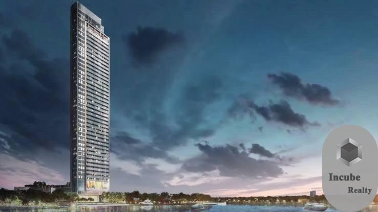 ขายคอนโดวงเวียนใหญ่ เจริญนคร : P10CR2006001 Sell Banyan Tree Residences Riverside Bangkok 4 Bed 178 mb