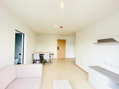 For RentCondoRama9, RCA, Petchaburi : Condo for rent, Rise Rama 9, size 2 bedrooms, near MRT Rama 9 / RCA, price only 18,000 baht / month