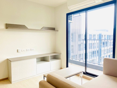 เช่าคอนโดพระราม 9 เพชรบุรีตัดใหม่ : ให้เช่าคอนโด Rise พระราม 9 ขนาด 2 ห้องนอน ใกล้ MRT พระราม 9 / RCA  ราคาเพียง 18,000 บาท/เดือน
