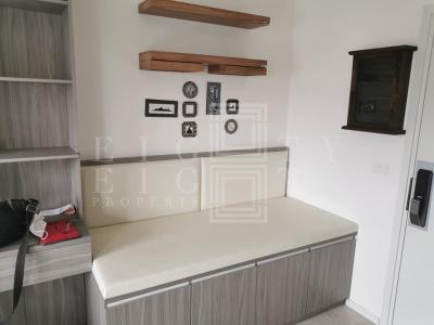 For RentCondoThaphra, Wutthakat : For Rent Aspire Sathorn-Thapra (23.5 sqm.)
