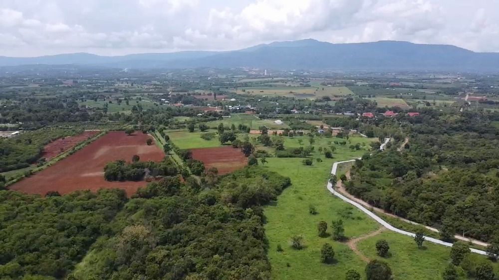For SaleLandKorat KhaoYai Pak Chong : Beautiful land for sale