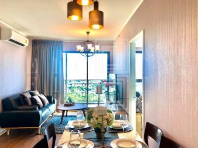 เช่าคอนโดพระราม 3 สาธุประดิษฐ์ : For Rent U Delight Residence Riverfront Rama 3 (56 sqm.)
