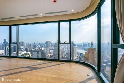 เช่าคอนโดสุขุมวิท อโศก ทองหล่อ : ให้เช่า Ashton Asoke 2 ห้องนอน ชั้นสูง กระจกโค้ง วิวสวยมากๆ ขนาด 64 ตรม. ใกล้ BTS เพียง 70,000 บาท