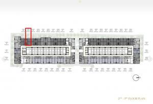 ขายดาวน์คอนโดสุขุมวิท อโศก ทองหล่อ : พร้อมอยู่ปีหน้า++คอนโดหลัง Emquatier เพียง 1.5กม. Quintara Phume Sukhumvit 39 ราคา2.99ล้านบาท!!!! ราคาอุดมสุขแต่ได้อยู่ใจกลางพร้อมพงษ์!!!!