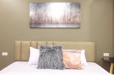 For RentCondoLadprao101, The Mall Bang Kapi : A0344 For rent Happy Condo Ladprao 101 | 1 bedroom, Building B, size 42.5 sq m.