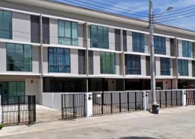 For RentTownhouseRamkhamhaeng Nida, Seri Thai : For Rent/Sales Pruksa Ville Ramkhamhaeng-Serithai 81 Project