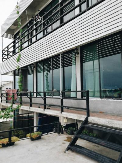ขายบ้านแจ้งวัฒนะ เมืองทอง : ขายบ้าน3ชั้น ติดแม่น้ำเจ้าพระยา บางคูวัด ปทุมธานี ใกล้เกาะเกร็ด
